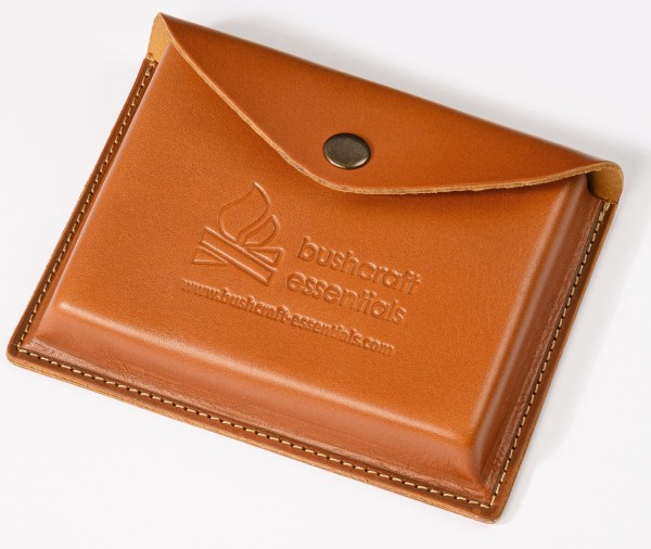 Leather Pouch Bushbox LF